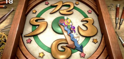 Mario Party Superstars is a collection of past maps and minigames