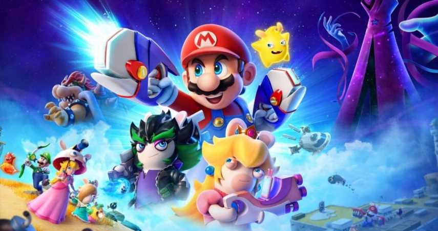 Mario + Rabbids Sparks Of Hope Team Is Triple The Size