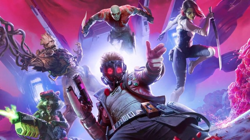 Marvel's Guardians Of The Galaxy Looks Like An Cosmic Blast, Release Date Set For October