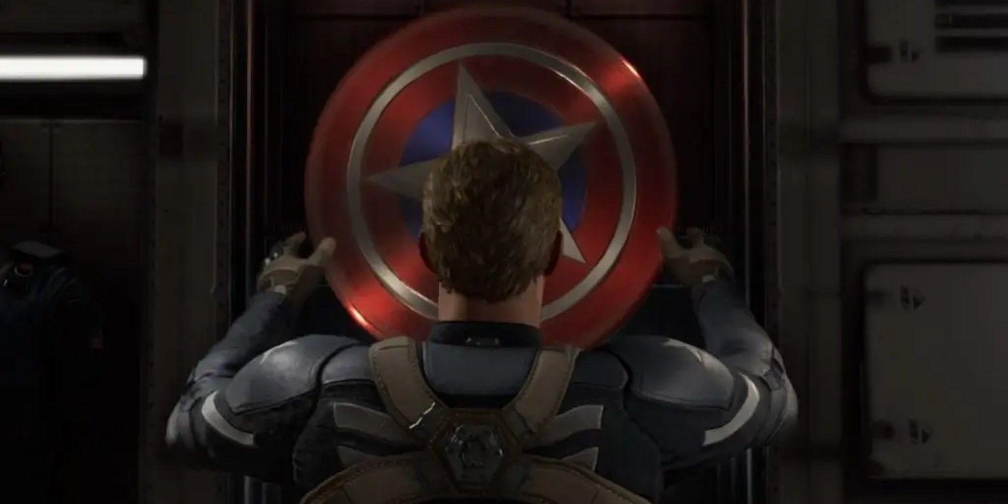 Marvel's Avengers Captain America MCU Skin Is A Win For The Game