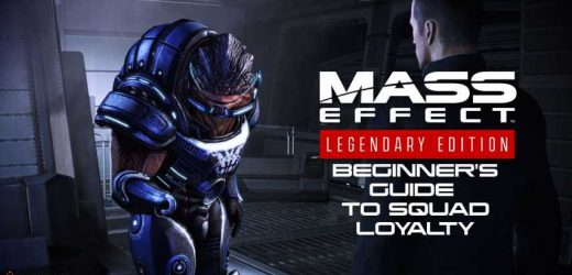 Mass Effect 2: Beginner's Guide To Squad Loyalty