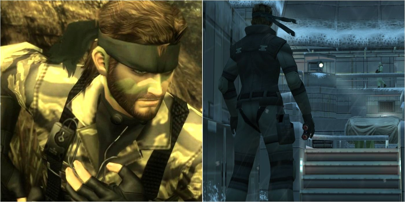 Metal Gear: Every Single In-Canon Game In Chronological Order