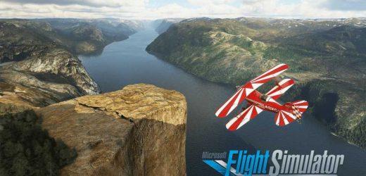 Microsoft Flight Simulator World Update 5 Focuses On Nordic Countries