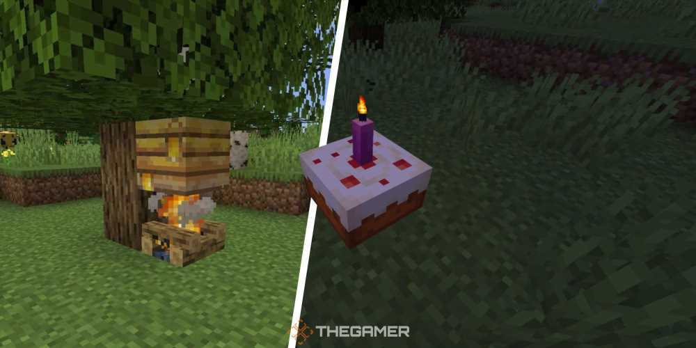 Minecraft: How To Make Candles