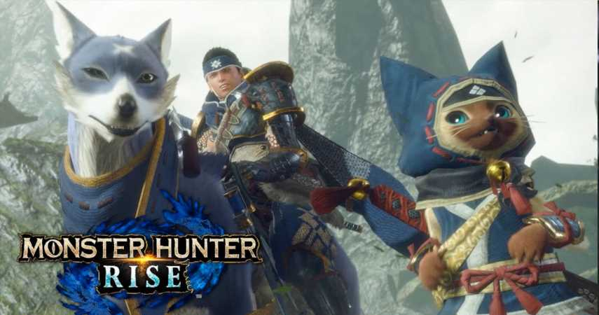 Monster Hunter Rise Updates Detailed At E3