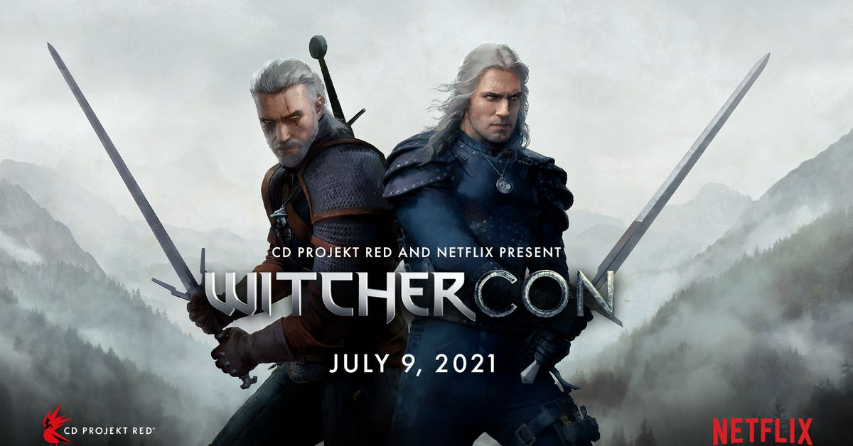 Netflix and CD Projekt Red partnering for Witcher convention in July
