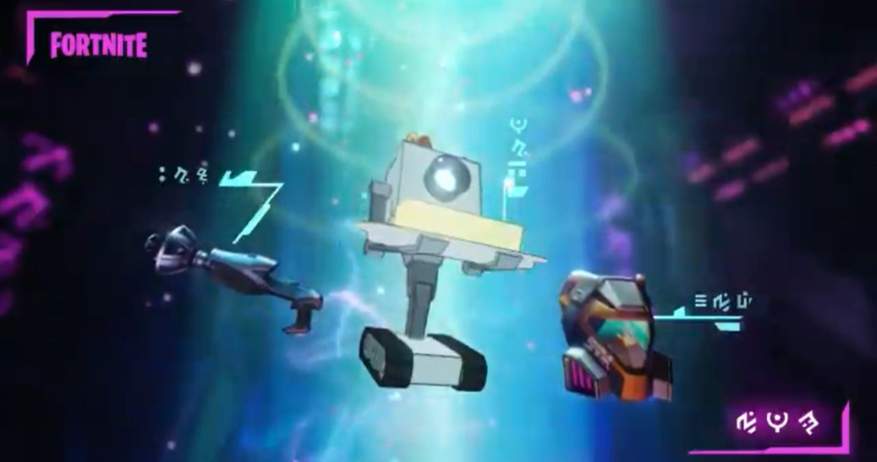 New Fortnite Season 7 Teaser Includes Rick And Morty's Butter Robot