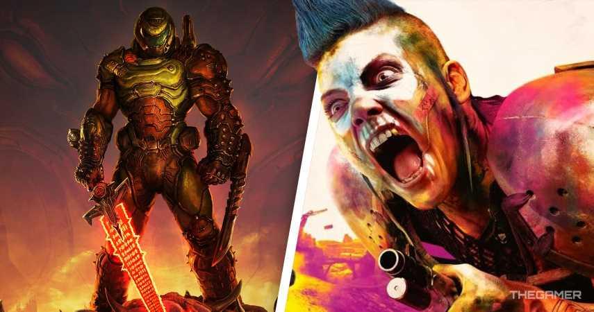New Id Software Game Rated By Australian Classification Board