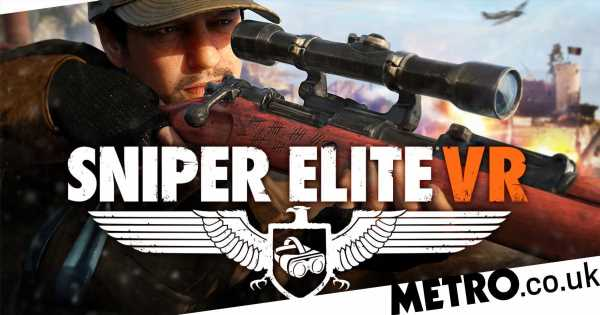 New PlayStation VR line-up includes Sniper Elite and Puzzle Bobble