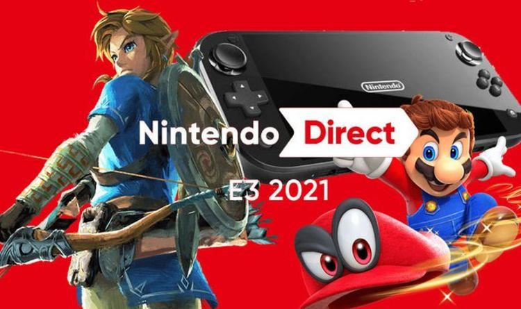 Nintendo Direct E3 2021 COUNTDOWN: Start time, Zelda Breath of the Wild 2, Switch Pro