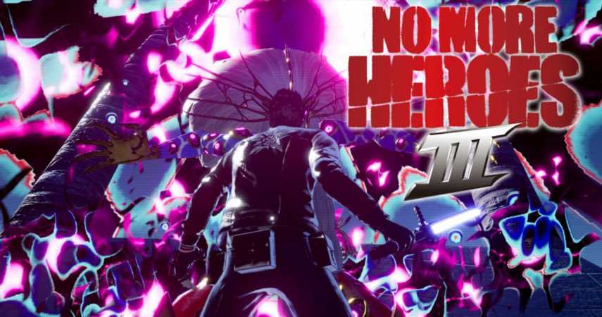 Nintendo Gives Early Look At No More Heroes 3 Gameplay During E3