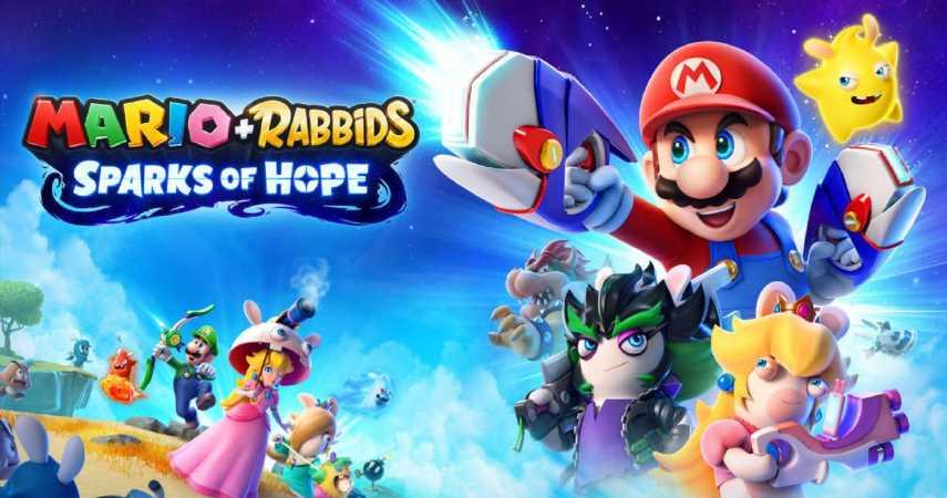Nintendo Reveals Mario + Rabbids Sparks of Hope Ahead Of Ubisoft Forward