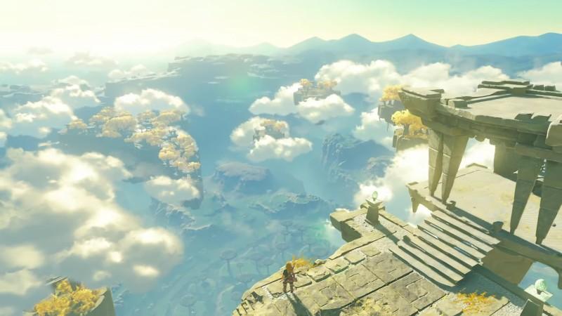 Nintendo Reveals New Zelda: Breath Of The Wild Sequel Gameplay