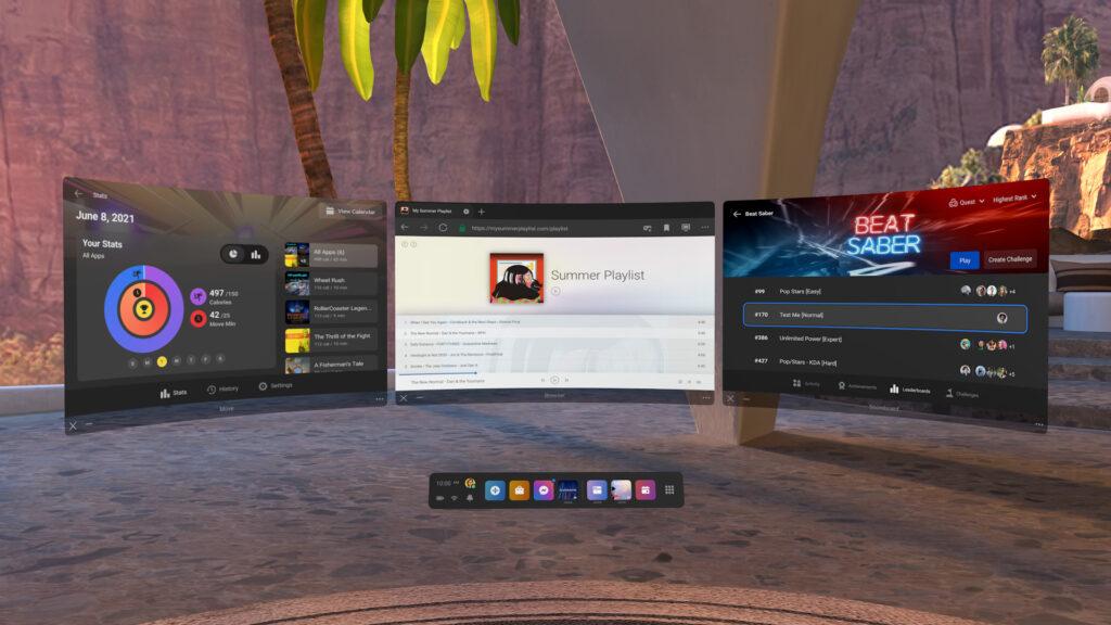 Oculus' June v30 Update Improves Accessibility, Work & Chat