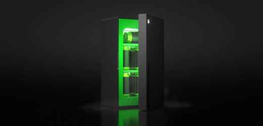 """Official Xbox Mini Fridge Will Be Available For All This Holiday, """"Xbox And Chill"""""""