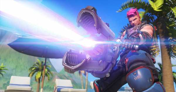 Overwatch cross-play is available now