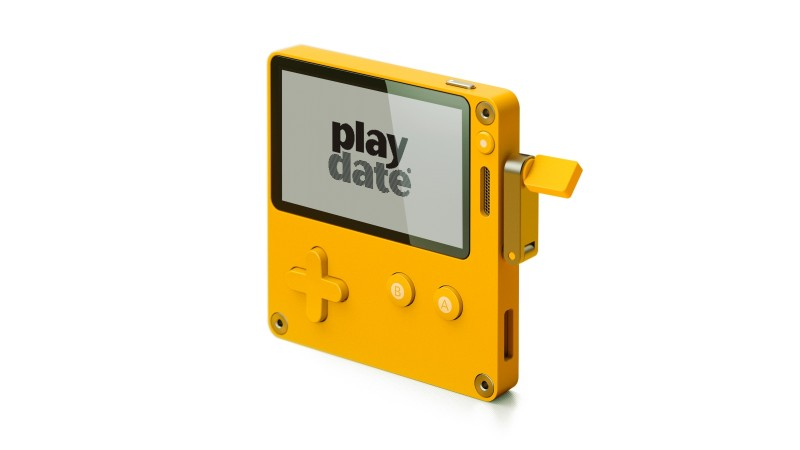 Playdate Handheld Update Reveals Its Price, First Slate Of Games, Pre-Order Launch, And More