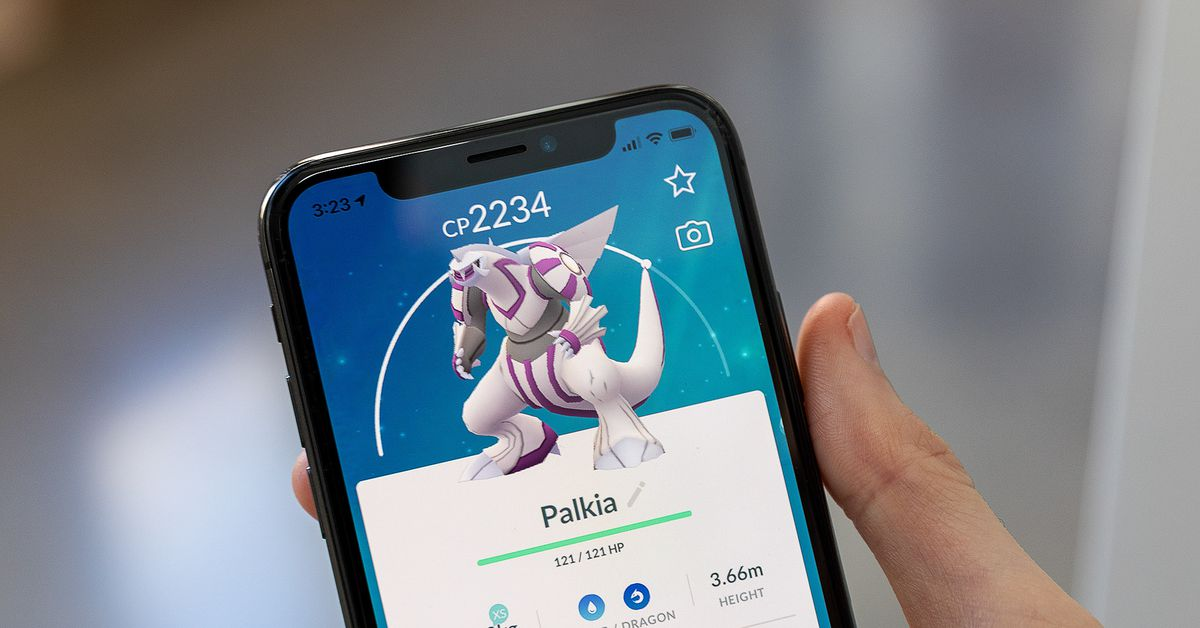 Pokémon Go Fest will bring back every Legendary for a day of raids