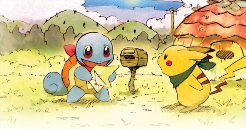 Pokemon Mystery Dungeon Proves That Pokemon Games Can Tell Good Stories