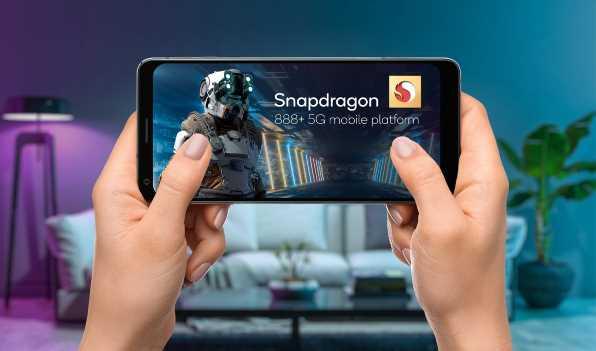 Qualcomm unveils Snapdragon 888 Plus 5G Mobile platform