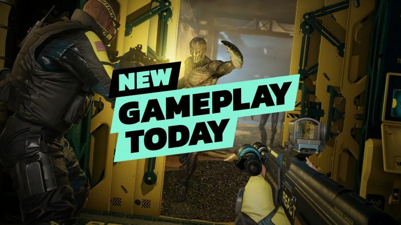 Rainbow Six Extraction – New Gameplay Today