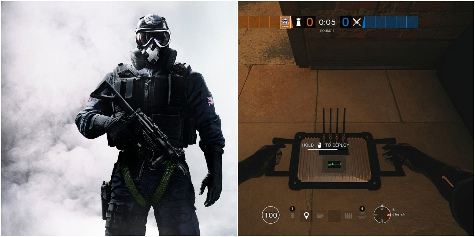 Rainbow Six Siege: 10 Tips For Playing Mute