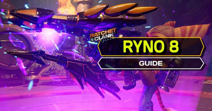 Ratchet & Clank: Rift Apart – How To Get The RYNO 8