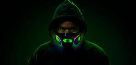 Razer Shows Off Its RGB-Laden Face Mask During E3 2021