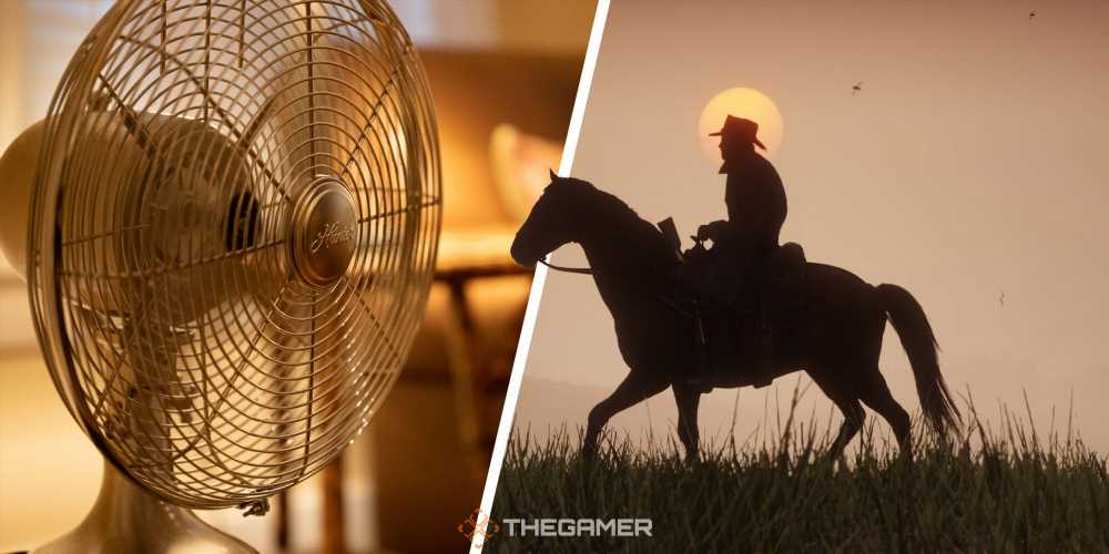 Red Dead Redemption 2 Is Perfect To Play On a Hot Day