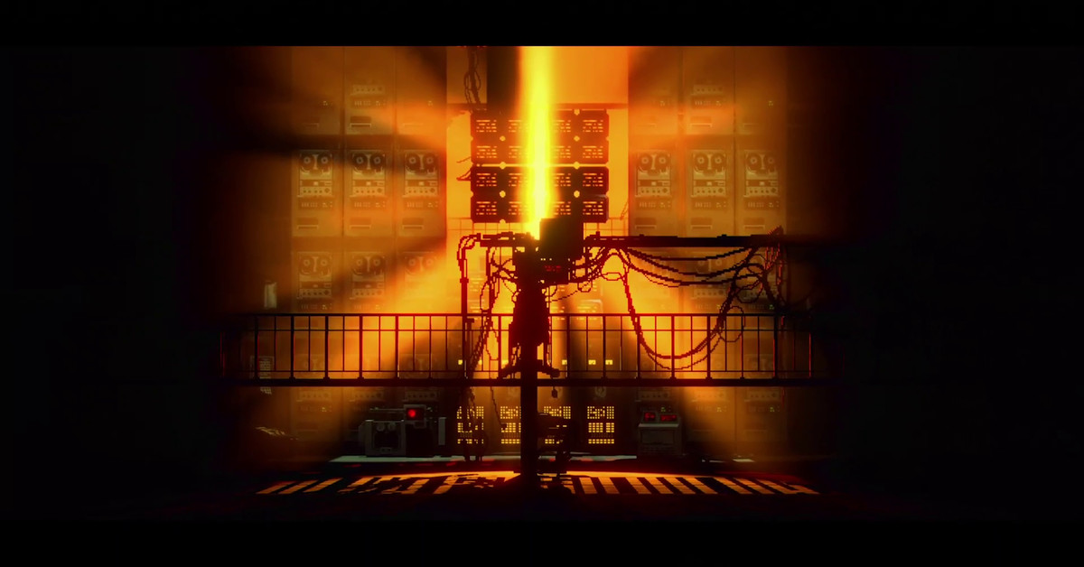 Replaced is a new, sci-fi platformer where you play as an AI