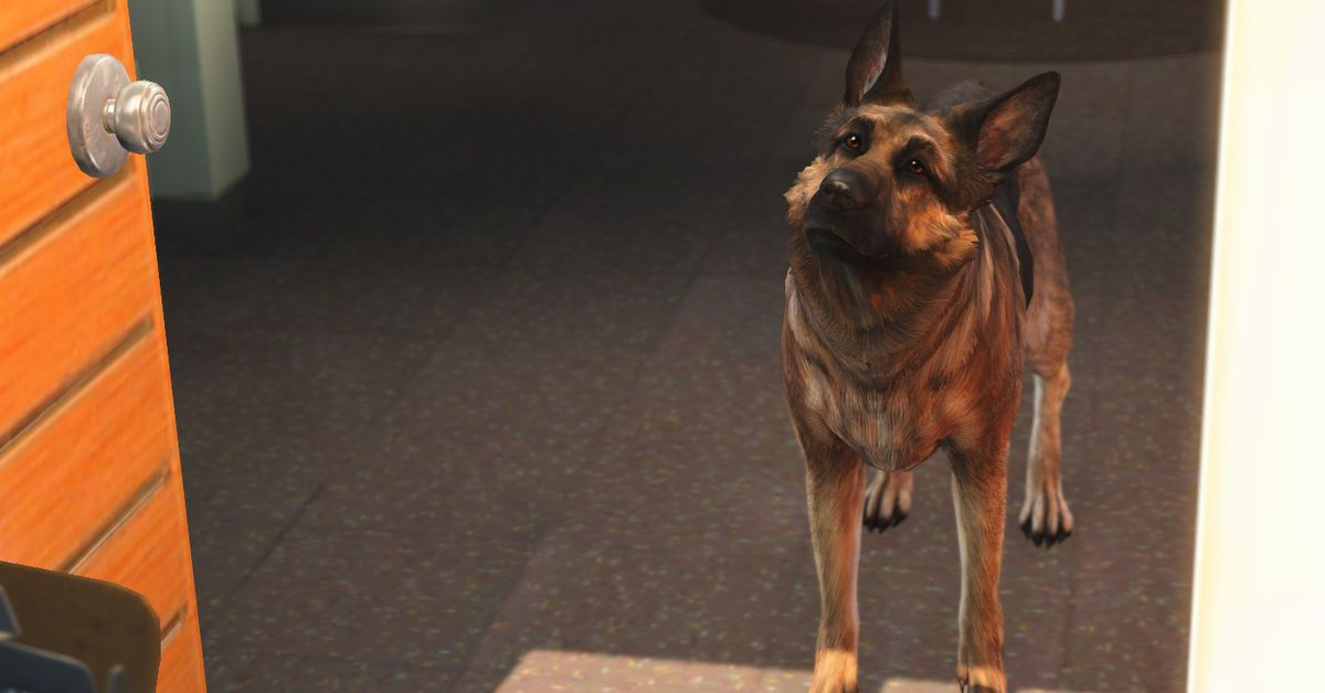 Rest in peace, River: Fallout 4's Dogmeat and a companion to millions