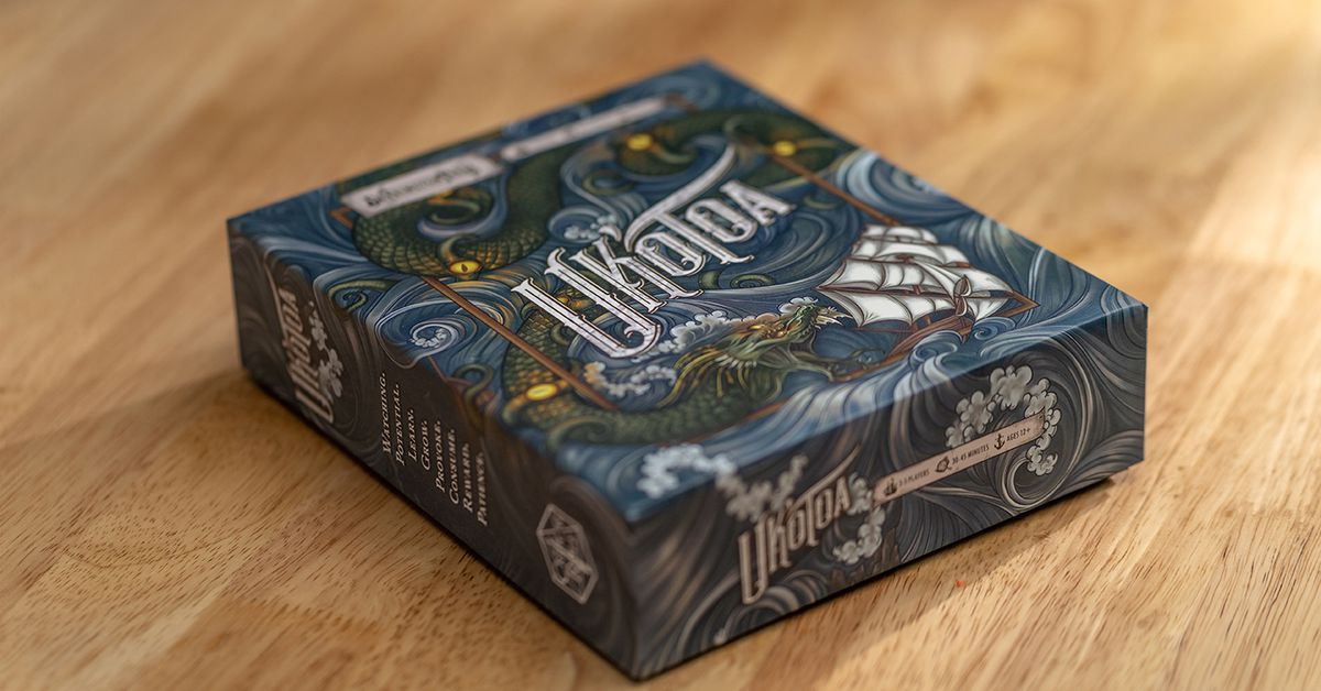 Review: Critical Role stumbles with its first board game, Uk'otoa