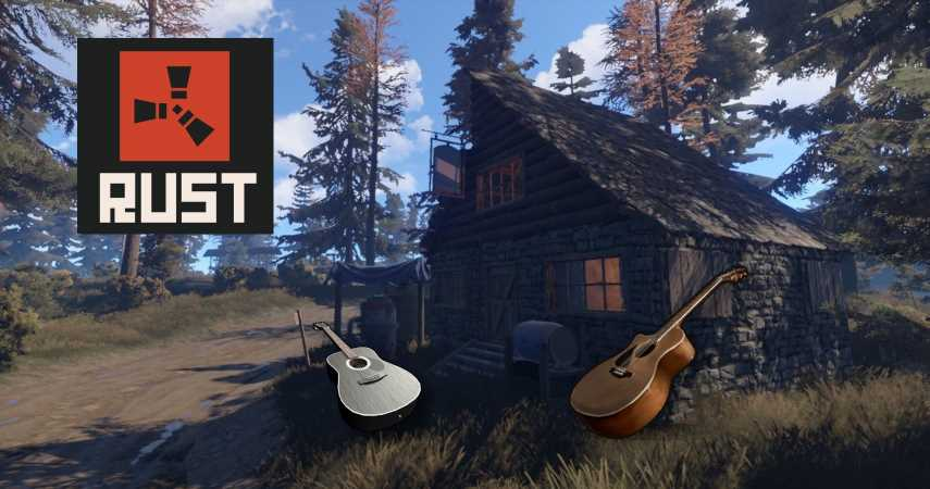 Rust: How To Play The Acoustic Guitar