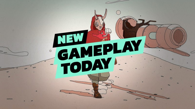 Sable – New Gameplay Today