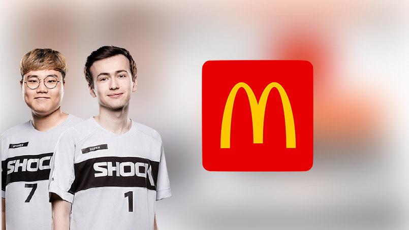 San Francisco Shock, Northern California McDonald's Strike Partnership Deal – The Esports Observer