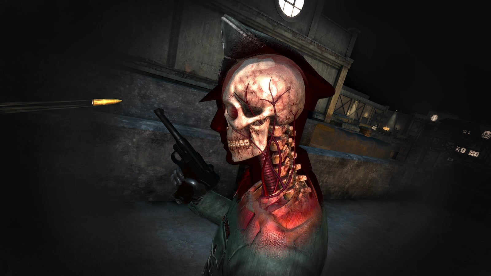 See Sniper Elite VR's X-Ray Kill Cam In Action