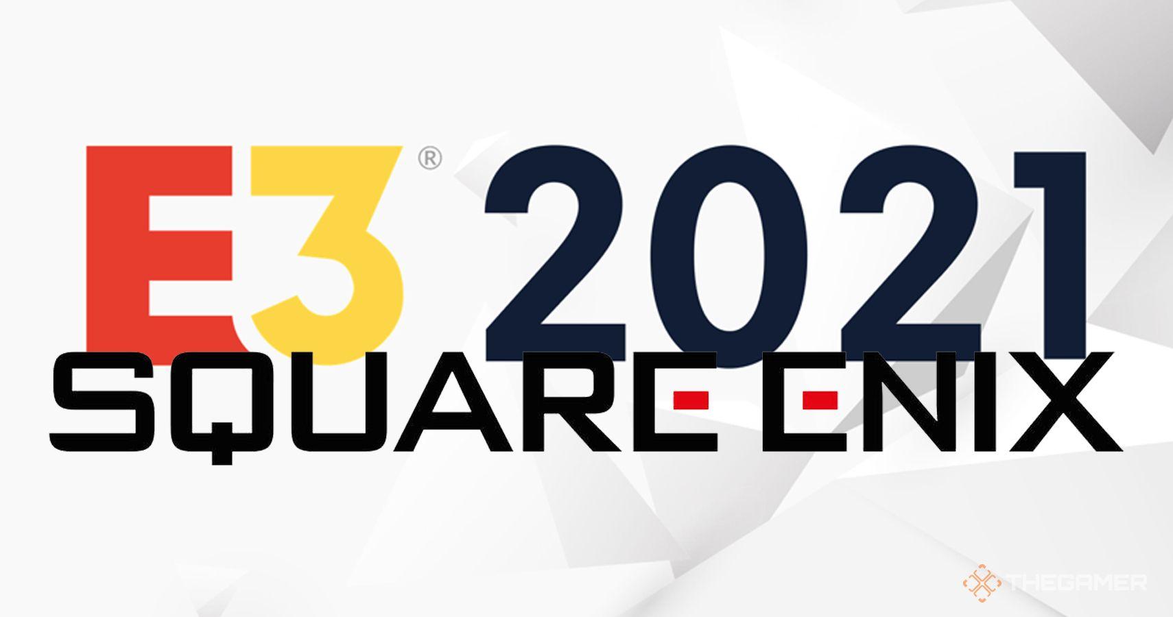 Square Enix Presents E3 Stream: Watch It Live Here