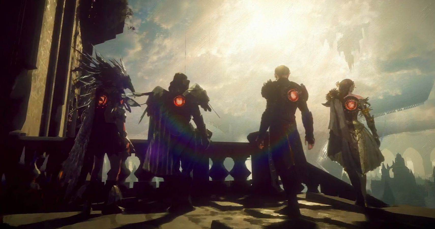Square Enix Reveals Extended Look At Babylon's Fall From PlatinumGames
