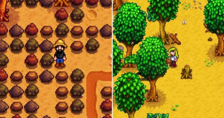 Stardew Valley: Where to Find Every Basic Resource