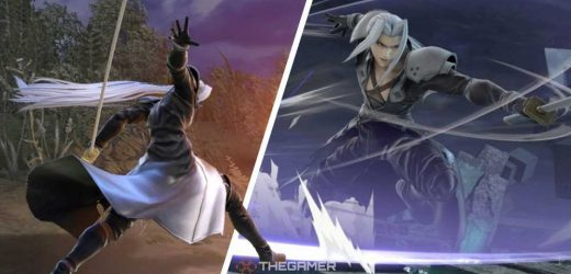 Super Smash Bros. Ultimate: How To Dominate As Sephiroth