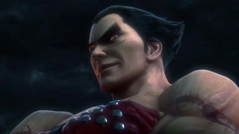 Super Smash Bros. Ultimate Kazuya Gameplay Revealed