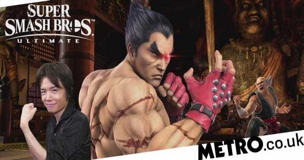 Super Smash Bros. Ultimate: Tekken's Kazuya releases this week