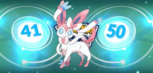 Sylveon Just Made Leveling Up In Pokemon Go A Little Bit Harder
