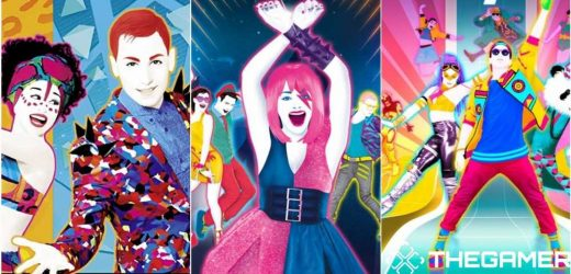 The 6 Best Just Dance Games Of All Time