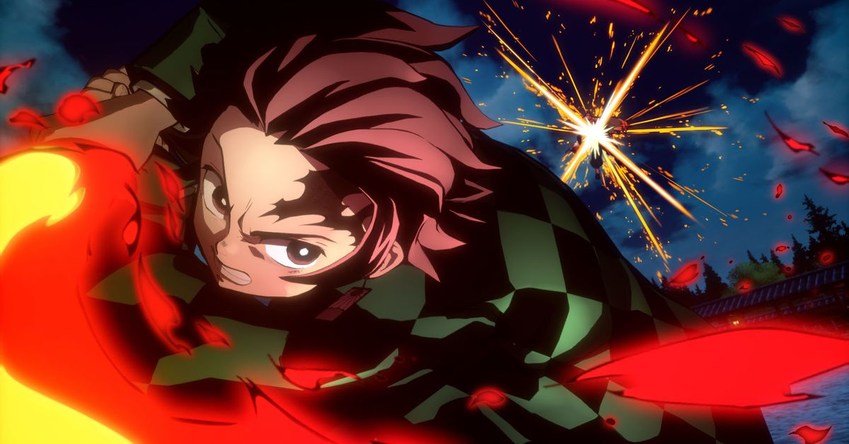 The Demon Slayer video game heads West, thanks to Sega