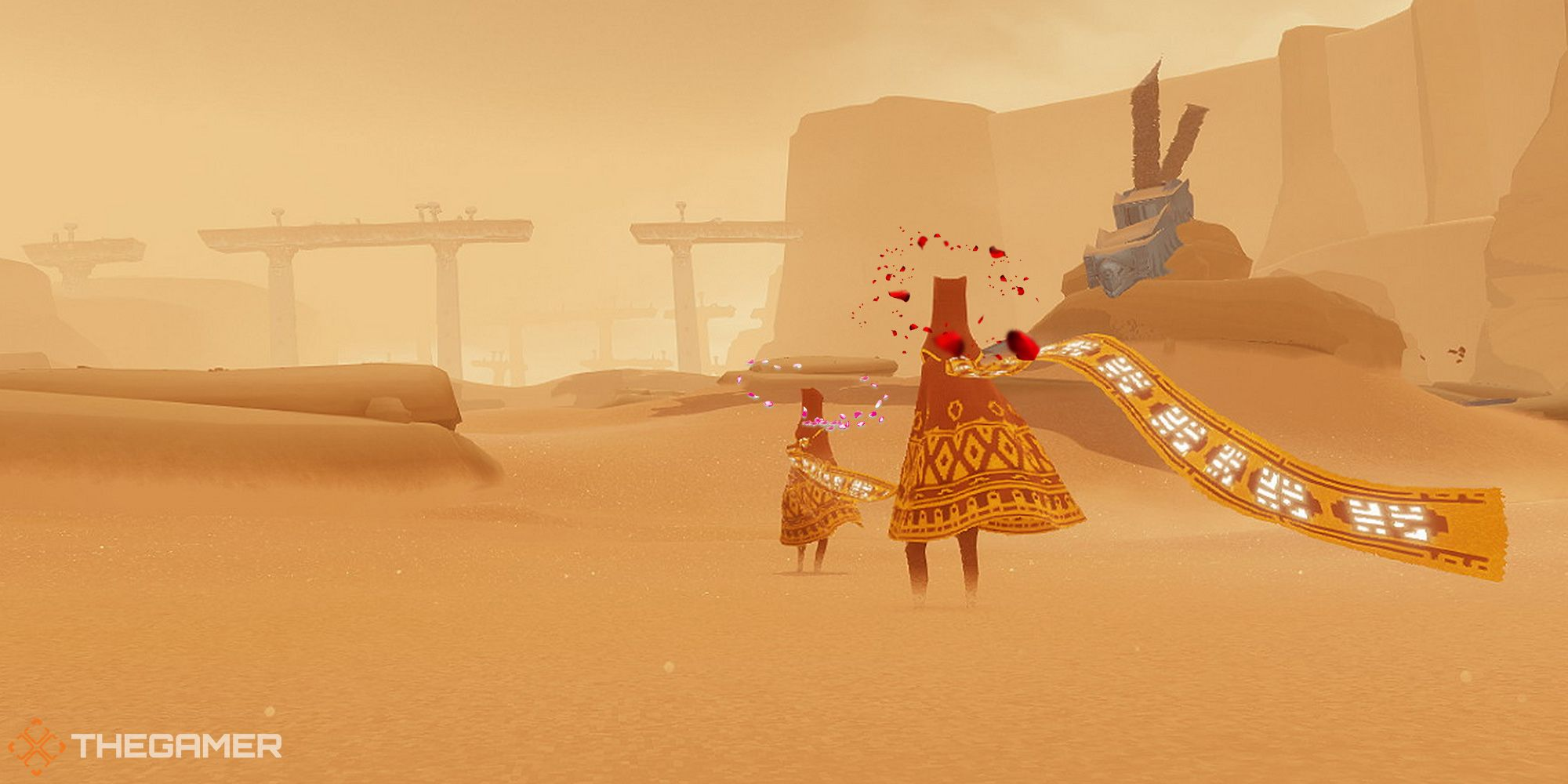 The Lack Of Voice In ThatGameCompany's Games Allows My Own To Sing