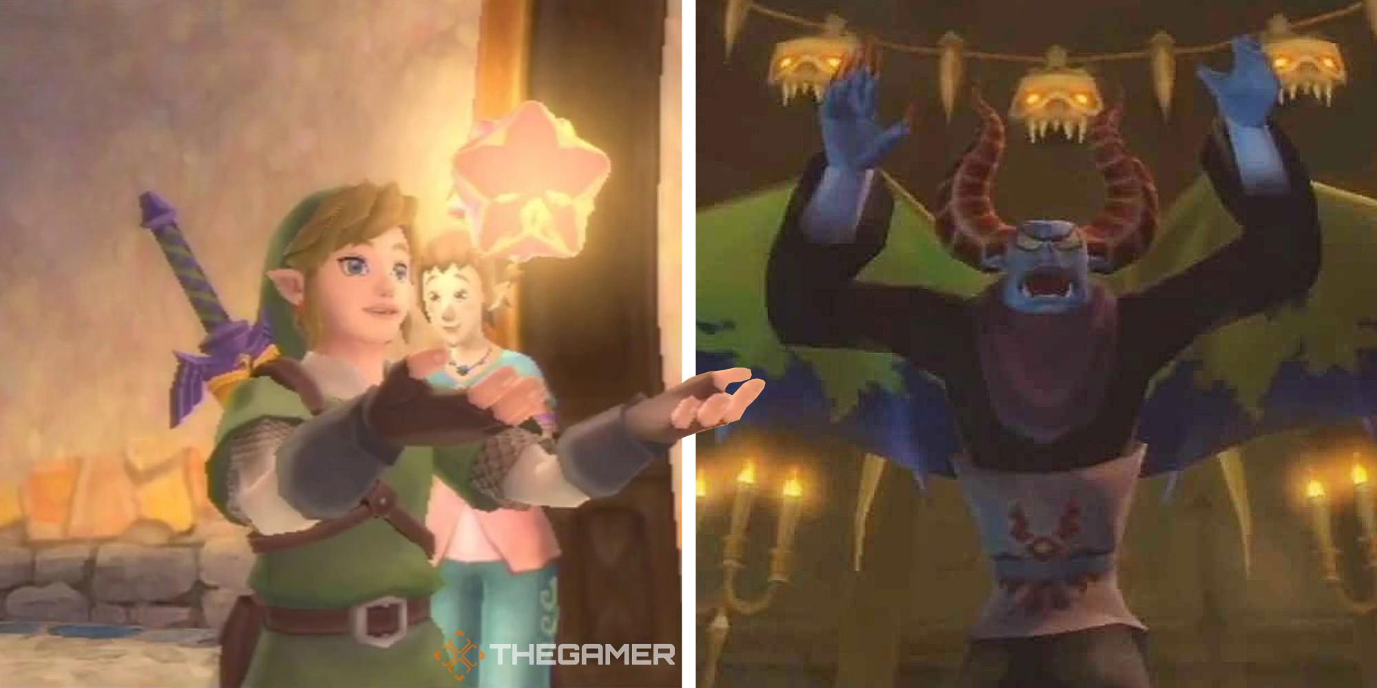 The Legend of Zelda: Skyward Sword – How To Complete The Missing Sister Side Quest