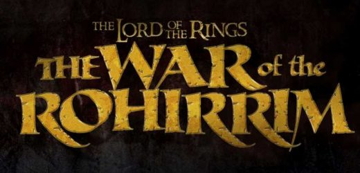 There's Going To Be A Lord Of The Rings Anime Movie About The Rohirrim