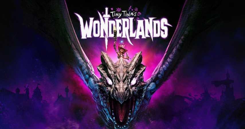 Tiny Tina's Wonderlands Gameplay Revealed At Gearbox Showcase