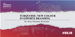 Turquoise: New colour in esports branding – Esports Insider